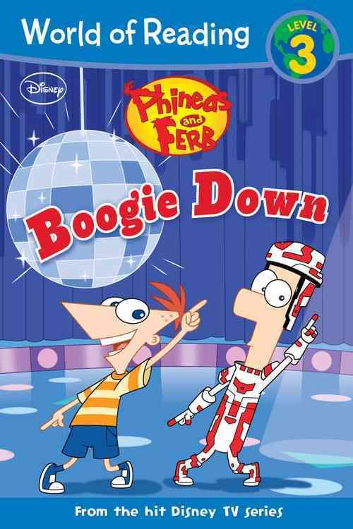 Boogie Down By O'Ryan, Ellie/ Disney Storybook Artists (ILT)/ Disney Storybook Artists (COR)